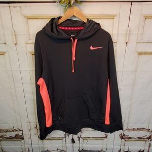 Nike Therma-Fit Pullover Sweatshirt Hood L